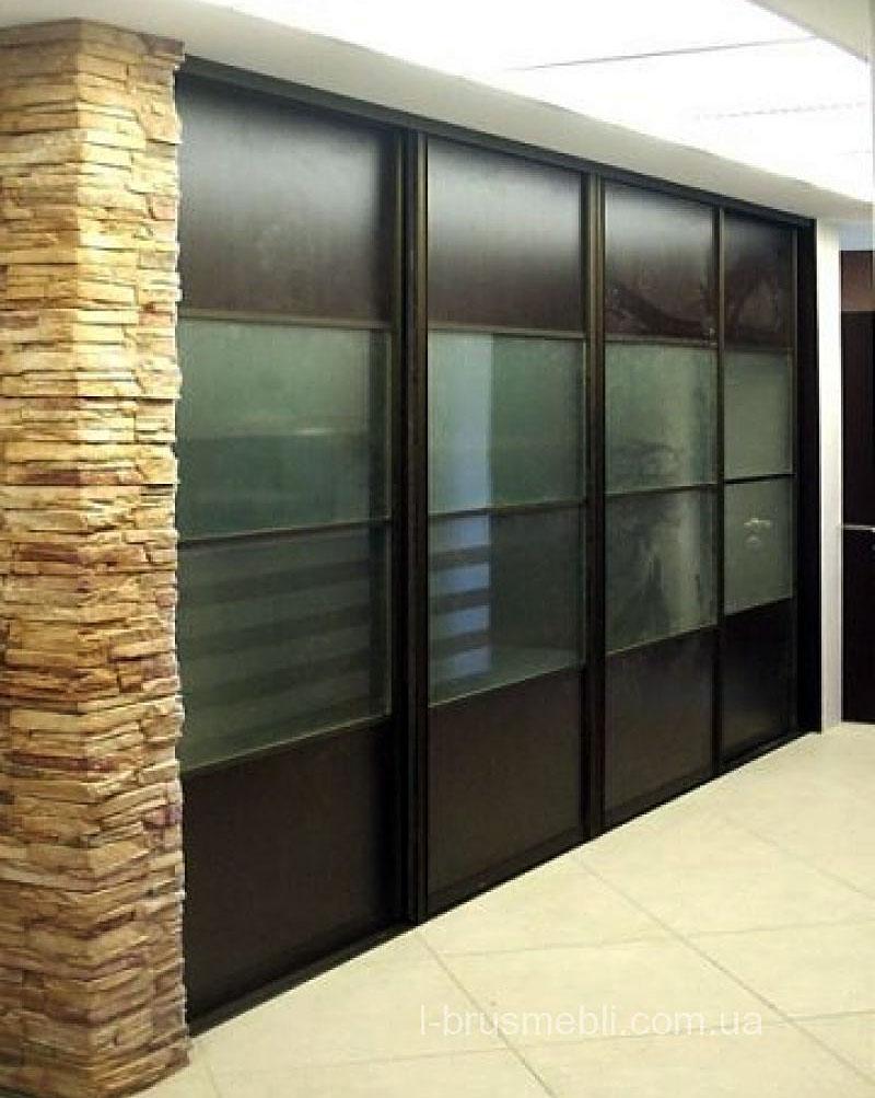 Шкафы купе на заказ недорого в москве и подмосковье от мебел.